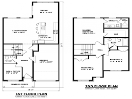 small two story floor plans luxamcc org home simple house l 351d7e81220 small two story house