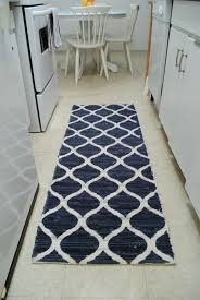 Delighful Kitchen Rugs Dark Home Design Ideas Intended Simple