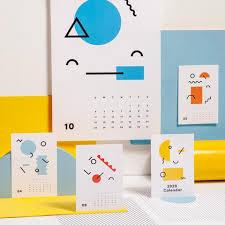 2020 Wall Art Calendar