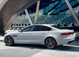 Take A Ride In The Brand New Jaguar Xj Luxury Sedan