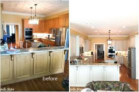 painted kitchen cabinets photos kitchen cabinet painting before and after tucker painted kitchen cabinet photos before