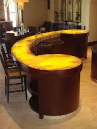 Dainty Basement Bar Counter Ideas .