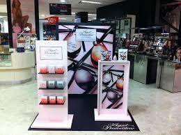 <b>Agent Provocateur's L'AGENT</b> Fragrance POS by Design4Retail, UK