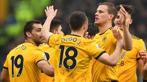 Image result for wolves vs man u fa mata