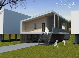 architecture building design.  Building TO Architecture  Building Is The New Passive House Design For New  Orleans Images Courtesy SustainableTO Inside Building Design