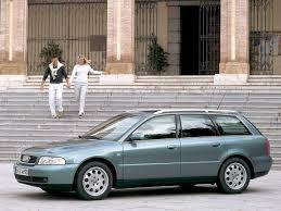 AUDI A4 Avant specs - 1996, 1997, 1998, 1999, 2000, 2001 ...