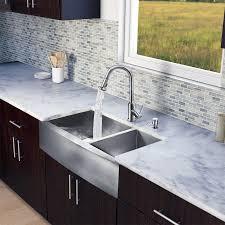 Beautiful Deep Stainless Steel Double Kitchen Sink Stainless Apron Farmhouse Stainless Steel Kitchen Sink