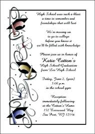 Printable Graduation Party Invitation Templates Free Download Them