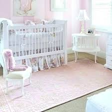 baby area rug rugs pink for nursery 7 girl light blue