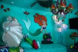 Little Mermaid Bedroom Accessories Mermaid Bedroom The ...