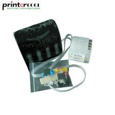 <b>1Set 711 Empty CISS</b> With Auto Reset Chips For HP T120 T520 ...