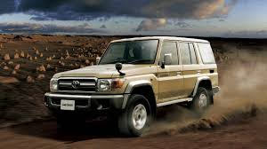 Toyota to Sell Brand-New Land Cruiser Series 70—for One Year ...