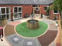 Small Picture Dementia Garden Sensory Gardens for Dementia Memory Garden