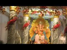 ganesh chaturthi decoration ideas for home mandap youtube