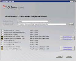dba tips archive for sql server figure 3 install options