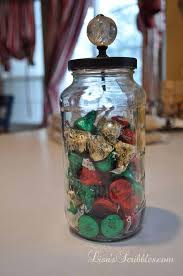 Decorative Glass Candy Jars DIY Christmas Candy Jars Hometalk 63