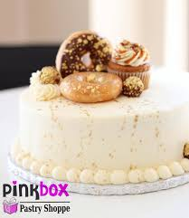 Carrot Cake With A Modern Twist Pink Box Pastry Shoppe Facebook