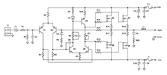 mosfet audio lifier circuit diagrams wiring diagrams thumbs 50w stereo schematic car audio schematic
