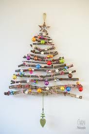 diy decorations stick tree