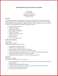 Accounting Assistant Resume Lovely Accounts Assistant Cv Uk Mailing Format 43