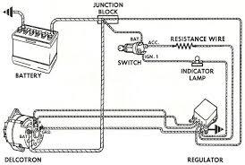 delco alternator wiring diagram 6 wiring diagram gm alternator wiring diagram internal regulator delco alternator wiring diagram 7