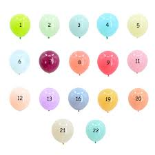 Online Shop 30pcs Mix Color Macaron Balloons Wedding Birthday ...