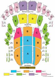 Baltimore Symphony Orchestra Meyerhoff Seating Chart