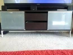 ikea tv stand sliding door entertainment stand less than 3 months old ikea besta tv stand ikea tv stand sliding door