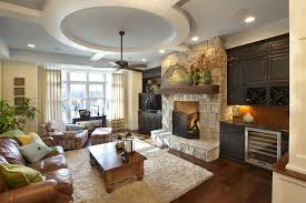 allen roth ceiling fan family room traditional with area rug bar in allen and roth area rugs renovation