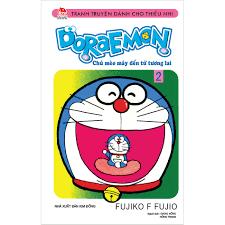 Truyện tranh Doraemon truyện ngắn tập 2