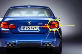 Bmw 535i Lights Details About Bmw F10 5 Series Right Outer Tail Light Rear Lamp 528i 535i 550i 2014 16 Genuine