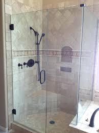 cost to install frameless glass shower door shower door average cost frameless glass shower door