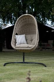 all weather outdoor rattan furniture single hanging chair