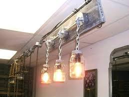 industrial chic lighting. Industrial Chic Lighting Bathroom Vanity Lights  3 Light .