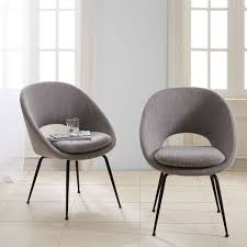 cloth dining chairs. Orb Upholstered Dining Chair Cloth Chairs S