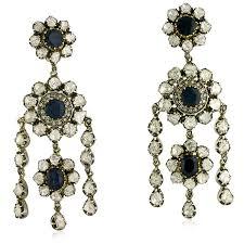 designer silver chandelier