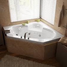 6060SW Sublime Drop-in Corner Whirlpool Bathtub