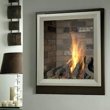 brushed nickel fireplace doors modern and screens glass smlf