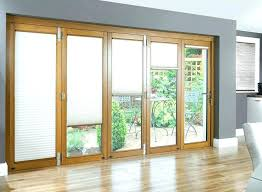 windows with blinds between the glass large sliding door window blinds for doors treatments glass