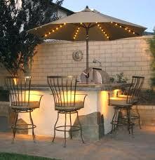 patio living concepts outdoor table lamps solar light set um size striking lights image design furniture landscape tabletop heat