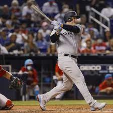 New York Yankees 1B Anthony Rizzo ...