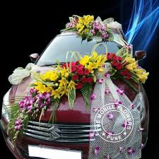 Flower Decoration Design Car Decoration For Marriage Car Decoration For Wedding In Pune 83