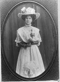 Florence Crosby (Bodley) (1887 - 1970) - Genealogy