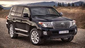 Toyota Land Cruiser Photos, Informations, Articles - BestCarMag.com