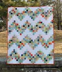 Scrappy Quilt Patterns Amazing Good Day Sunshine A Scrappy Quilt Tutorial Sew Mama Sew