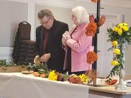Flower Show judges visit Rocky Mount Garden Club | News Break