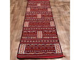 flatweave kilim flat woven embroidered moroccan area rug