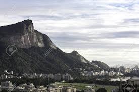 Immagini Stock - Cristo Redentore Sulla Città Di Rio De Janeiro, Brasile  Image 18122675.