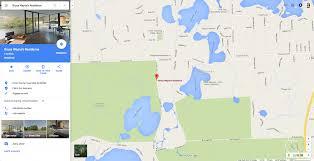Bruce Wayne s batcave on Google Maps Business Insider