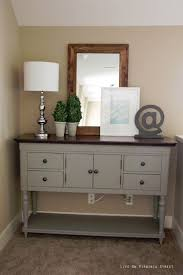 gray furniture paint37 best French Linen Annie Sloan Chalk Paint images on Pinterest
